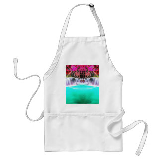 Psychedelic Waterfall Standard Apron