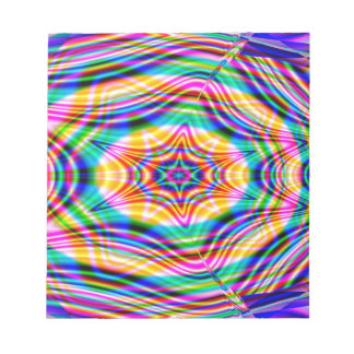 Psychedelic Waves: Notepad