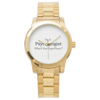 Psychologist Watch