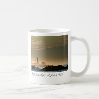 Pt Judith Light, Coffee Mug