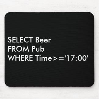 Pub SQL Mouse Pad
