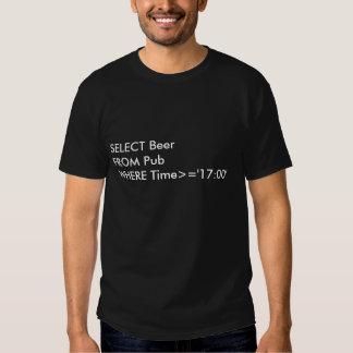 Pub SQL Tshirts