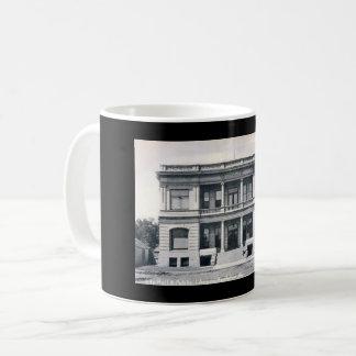 Public Library, Appleton, Wisconsin, c1905 Vintage Coffee Mug