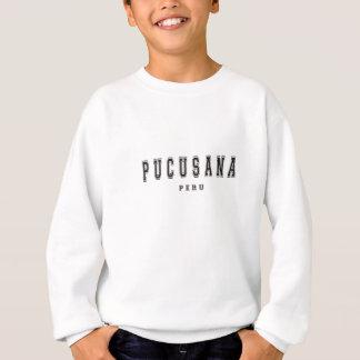 Pucusana Peru Sweatshirt