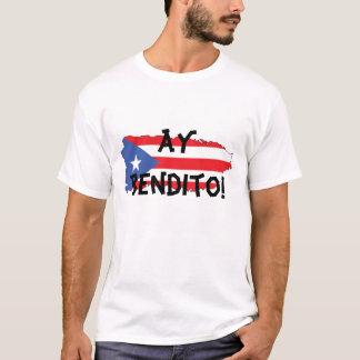 Puerto Rico Ay Bendito T shirt