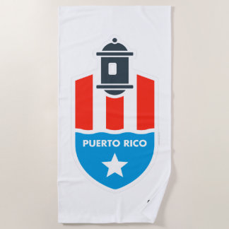 PUERTO RICO | BEACH TOWEL