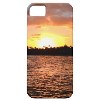 Puerto Rico Carribean Sunset iPhone 5 Cover