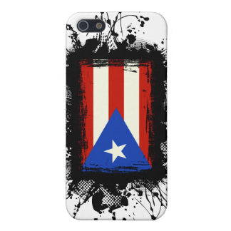 Puerto Rico Flag Case For iPhone 5/5S