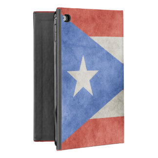 Puerto Rico Grunge Flag iPad Mini 4 Case