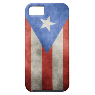 Puerto Rico Grunge Flag Tough iPhone 5 Case