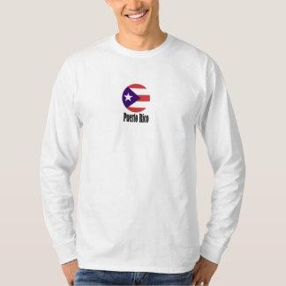 Puerto Rico LS Tee Shirts