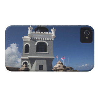 Puerto Rico, San Juan, Old San Juan, El Morro iPhone 4 Covers