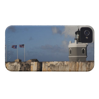 Puerto Rico, San Juan, Old San Juan,  San Felipe iPhone 4 Case-Mate Cases