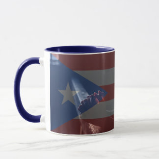Puerto Rico Strong Coffee Mug