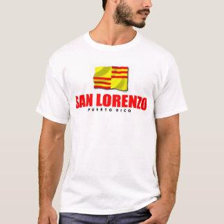 Puerto Rico t-shirt: San Lorenzo T-Shirt
