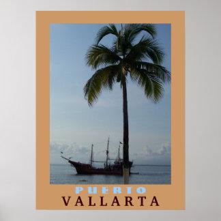 Puerto Vallarta Print