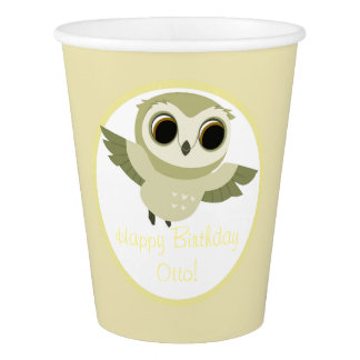 Puffin Rock Party Cup - Otto