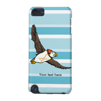 Puffin Wearing A HatA Knitted Hat iPod Touch (5th Generation) Cover