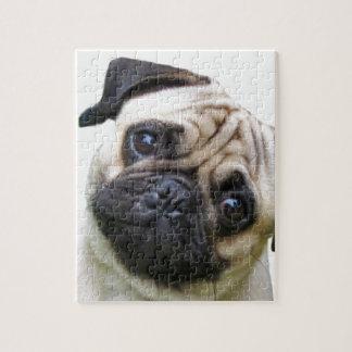 pug jigsaw puzzle