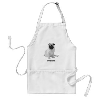 Pug Life Standard Apron