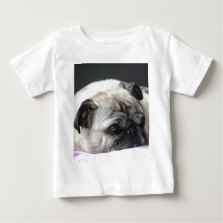Pug pug - Photography: Jean Louis Glineur Baby T-Shirt
