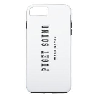 Puget Sound Washington iPhone 8 Plus/7 Plus Case