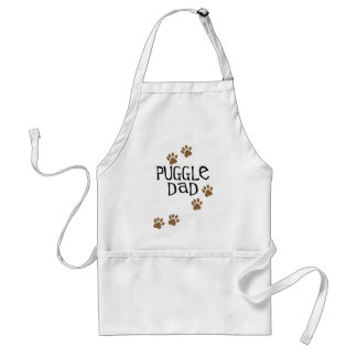 Puggle Dad Standard Apron