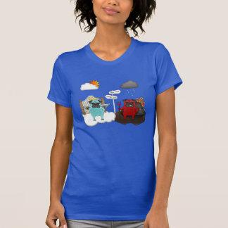 Puggy Heaven/Puggy Hell T-Shirt