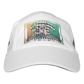 Pugsgiving Mardi Gras 2015 - Luigi - Pug Hat