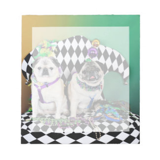 Pugsgiving Mardi Gras 2015 - Pippin Fugoh - Pugs Notepad