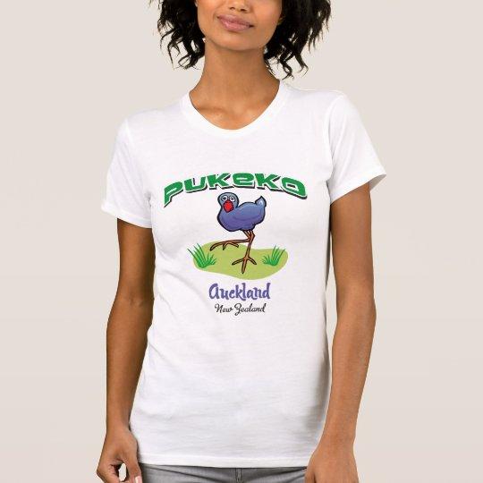 Pukeko Auckland T-shirt
