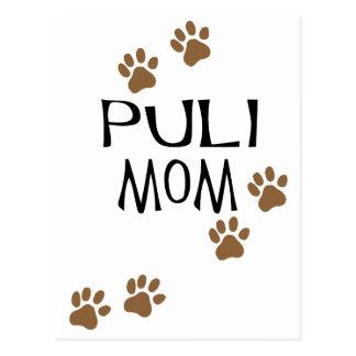 Puli Mom Postcard