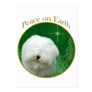Puli Peace Postcard