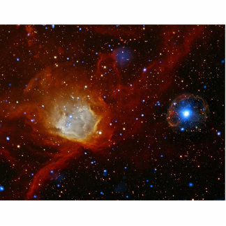 Pulsar SXP 1062 Star Space Astronomy Photo Cut Outs