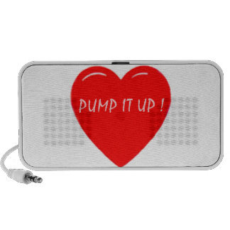 Pump it up! laptop speaker
