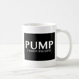 PUMP Magazine Awards Basic White Mug