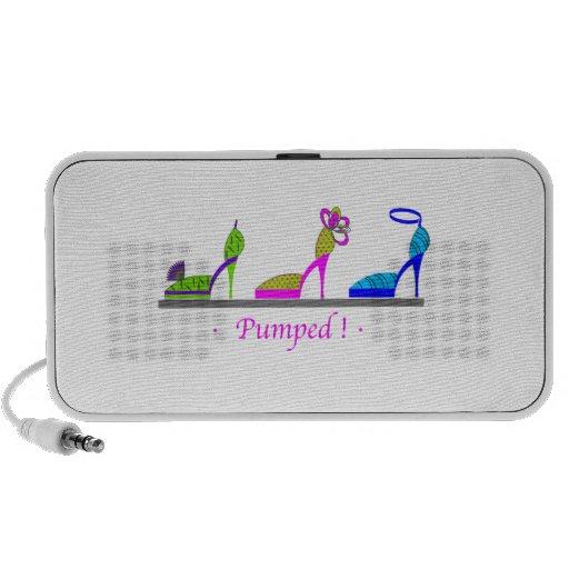 PUMPED! iPod SPEAKER