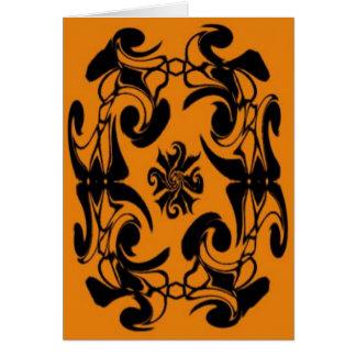 Pumpkin Carving 1 Greeting Card