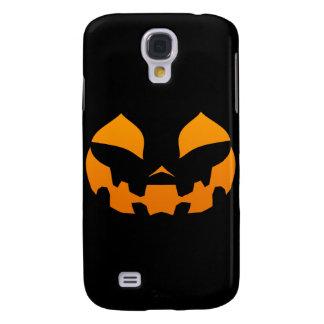 Pumpkin Happy Galaxy S4 Case