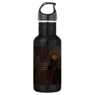 Pumpkin Head 532 Ml Water Bottle
