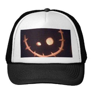 Pumpkin Head Cap
