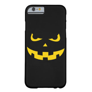 Pumpkin head barely there iPhone 6 case