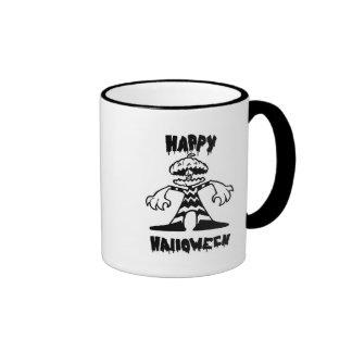 Pumpkin Head! - Cup Ringer Mug