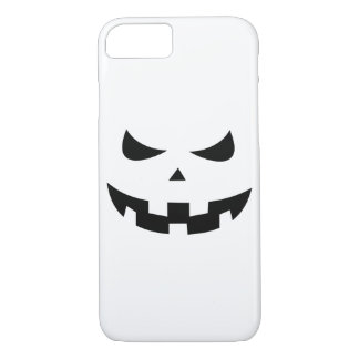 Pumpkin head iPhone 7 case