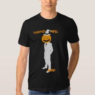 Pumpkin head Swag Shirts