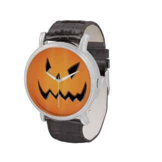 Pumpkin Head Watch