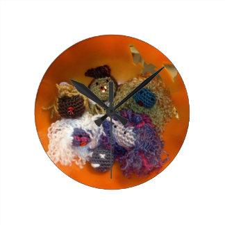 Pumpkin heads reloj
