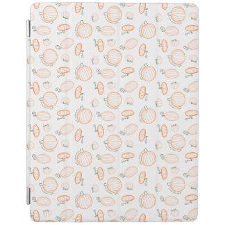 Pumpkin Love iPad Cover