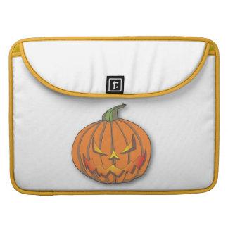 Pumpkin Macbook Pro Sleeves