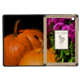 Pumpkin Mums iPad Mini Retina Cover